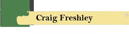 Craig Freshley Logo