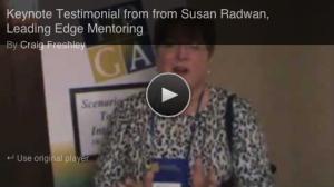 Keynote Testimonial Graphic - Susan Radwan